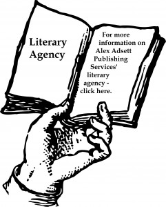 literary agency button