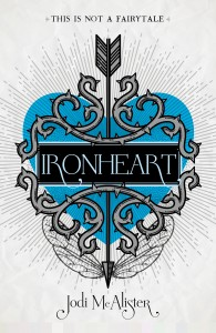 Ironheart cover