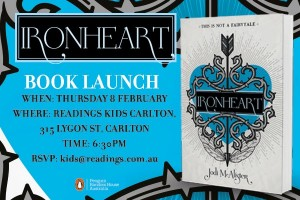 Ironheart launch