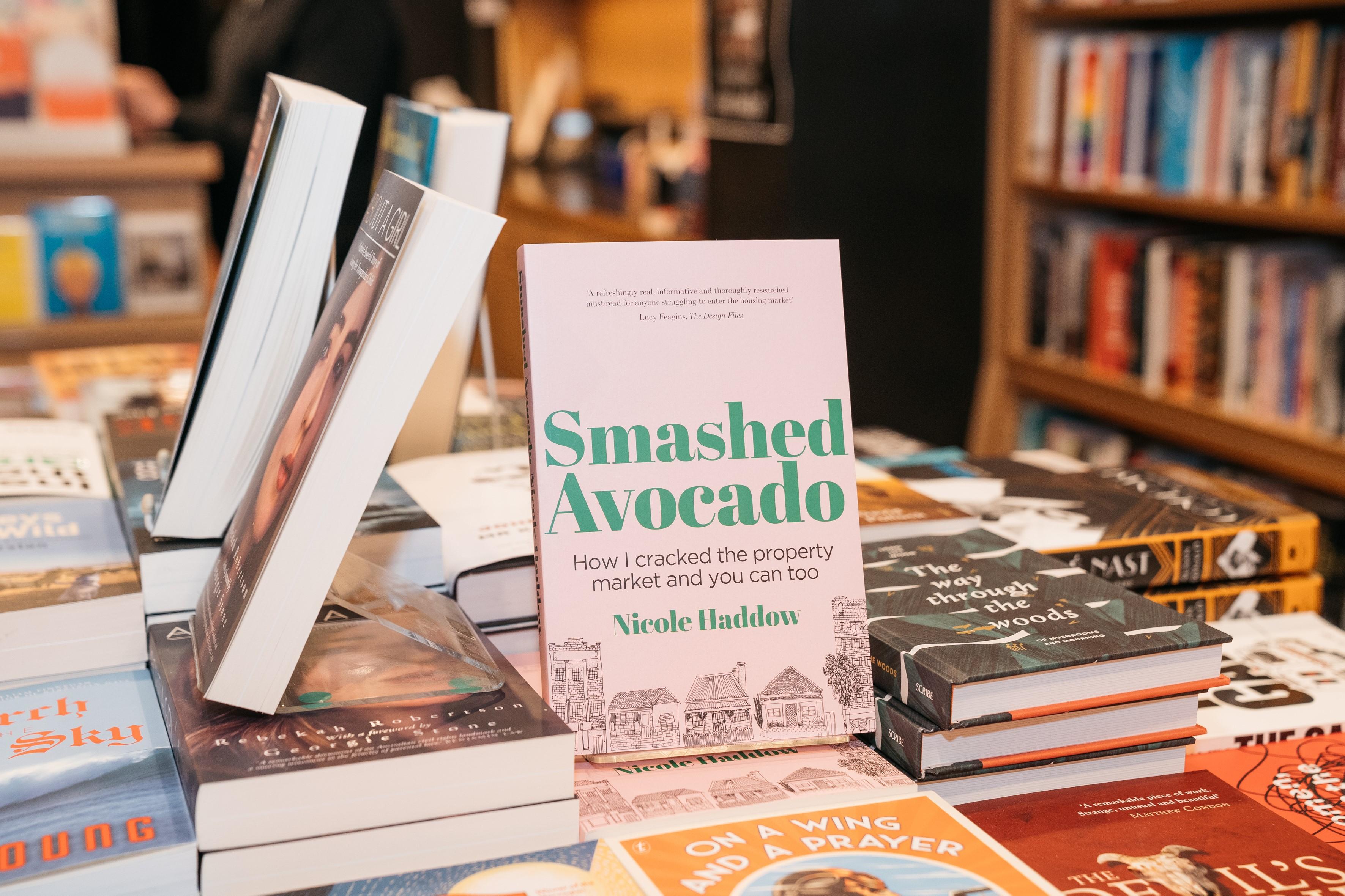 Smashed Avocado TV Deal