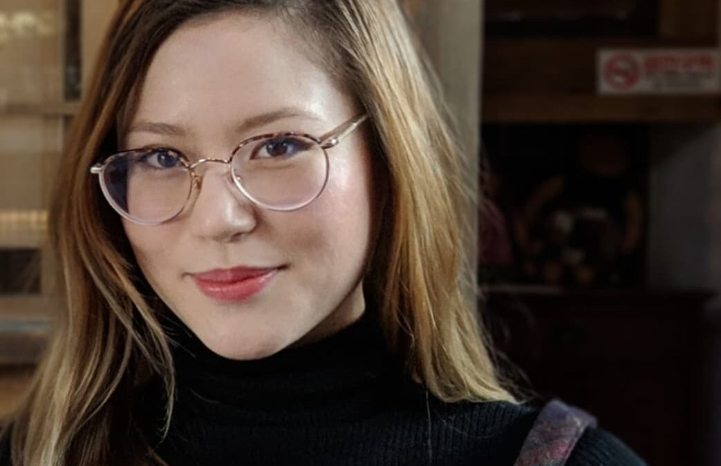 Introducing Intern Lydia Terry