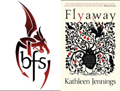 Kathleen Jennings' FLYAWAY Wins British Fantasy Award for Best Newcomer